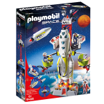 Playmobil - 9488 - Mission Rocket with Launch Site