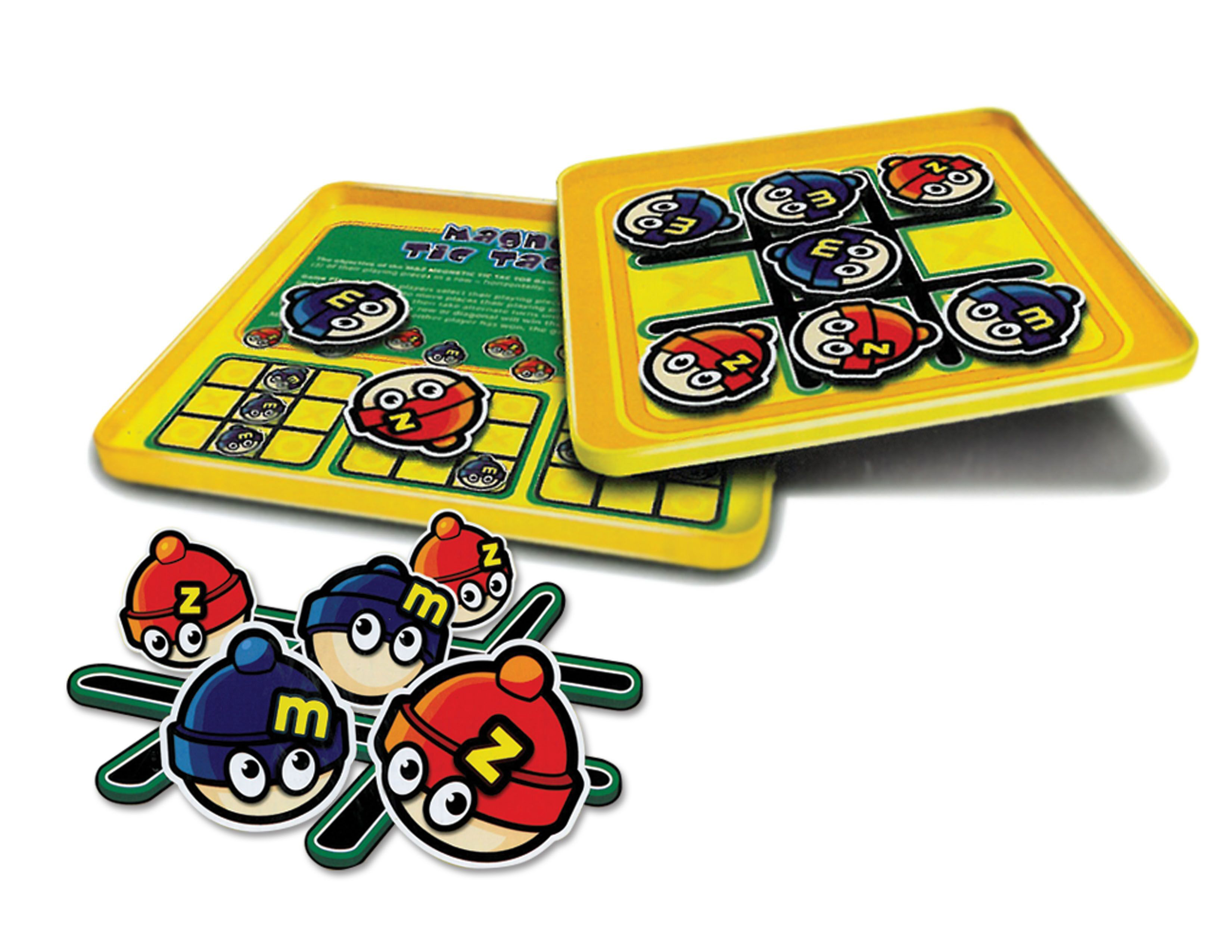 Daron - MZ660061 -Tic-Tac-Toe Magnetic Travel Game