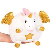 Squishable - 110142 - Mini Magical Unicorn (Special Edition)