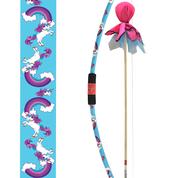 Two Bros Bows - 019-BOW-UNI Unicorn Bow w Princess Arrow
