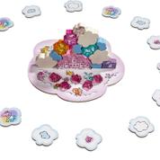 Haba - 304925 - Unicorn Glitter Luck Cloud Stacking