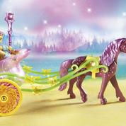 Playmobil - 9136 Unicorn-Drawn Fairy Carriage