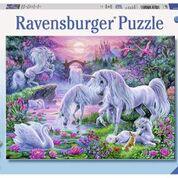 Ravensburger - 10021 - Unicorn Sunset Glow