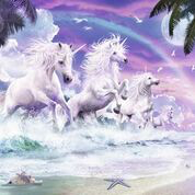 Ravensburger - 10057 - Unicorn Beach