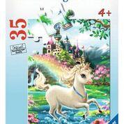 Ravensburger - 8765 - Unicorn Castle