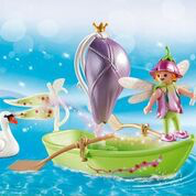 Playmobil - 9105 - Fairy Boat Carry Case
