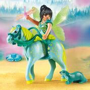 Playmobil - 9137 - Enchanted Fairy with Horse
