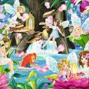 Ravensburger - 10942 - Magical Fairy Night - 100 Pc Puzzle
