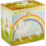Reeves International - B1201 - Pegasus - Jewelry Box