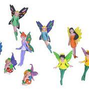 Wild Republic - 20810 - Fairies - Tube (10 figurines)