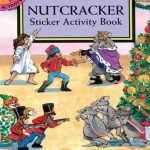 Dover - 402543 - Nutcracker Sticker Activity Book