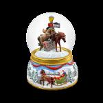 Reeves International - 700240 - Merry Meadows Musical Snow Globe