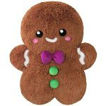"Squishable - SQU-102758 - Gingerbread Man 15"""