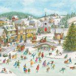 Ravensburger - 15290 - Playful Christmas Day