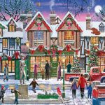 Ravensburger - 15291 - Christmas in the Square