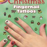 Dover - 416502 - Christmas Fingernail Tattoos