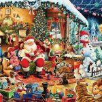 Ravensburger - 15354 - Let's Visit Santa