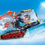 Playmobil - 9500 - Snow Plow
