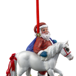 Reeves International - 700652 - 'Pony for Christmas' Ornament