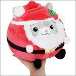 Squishable - SQU-106725 - Kitty as Santa