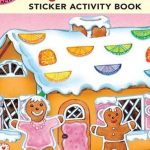 Dover - 297941 - Gingerbread House Sticker Activity Book