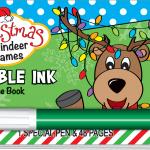 Lee Publications - C300-RG - Christmas Reindeer Games