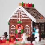 Handstand Kitchen - Gingerbread House