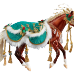 Reeves International - 700122 - Minstrel 2019 Holiday Horse