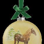 Reeves International - 700823 - Artist Signature Ornament - Spanish Horses