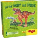 Haba - 303154 - On the Hunt for Dinos - Game