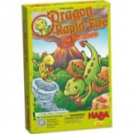 Haba - 302215 - Dragon Rapid Fire - The Fire Crystals - Game