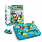 Smart Toys and Games - SG282US - Dinosaurs Mystic Islands - Logic Game