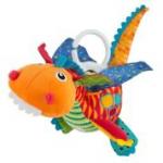 Tomy - L27185 - Flying Flynn - Stroller Toy