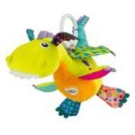 Tomy - L27565 - Flip Flap Dragon - Stroller Toy