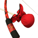 Two Bros Bows - 005-DRA-BOW - Dragon Bow with Red Arrow