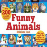 Dover Publications - Funny Animals