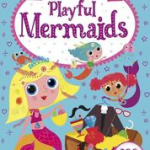 Dover Publications - Playful Mermaids