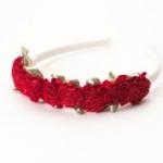 Little Adventures - 61091- Flower Crown Red