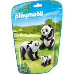 Playmobile - PM 6652 - Panda Family