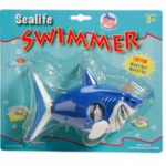 Warm and Fuzzy - T280-SH Swimmers _ Shark