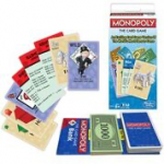 1217 - Monopoly Card Game