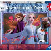 Ravensburger - 05010 - Frozen Puzzle
