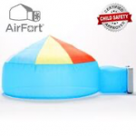 Air Fort - AF-Blue001 - Beach Ball Blue