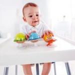 Hape - E0330 - Stay-put Rattle Set Infant Music Best Seller