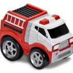 Kid Galaxy - 10902 - Soft Body Pull Back Fire Engine