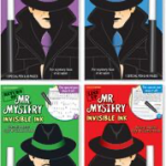 Lee Publications - M33 - Mr. Mystery Invisible Ink Game Book