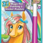 Lee Publications - UNFA - Unicorns and Faires Magic Pen