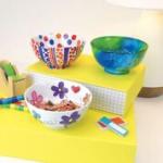 Mindware - 56003 - Paint your own porcelain bowls