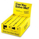 Can You Solve Me - 888 - Can You Solve Me -26 Puzzle Starter Pack