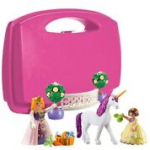 Playmobil -70107 - Princess Unicorn Carry Case